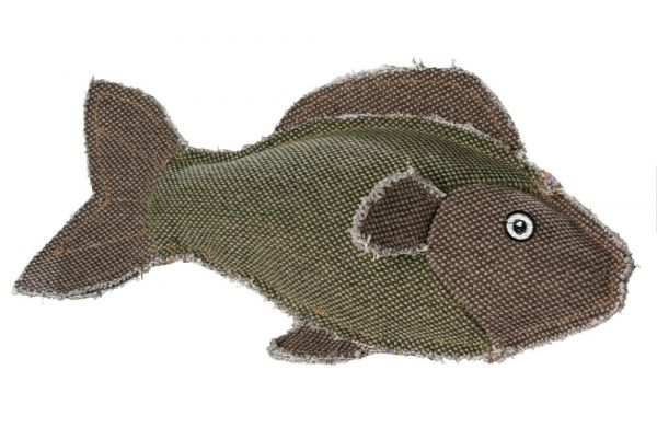 HUNTER Hundespielzeug Canvas Maritim Fisch