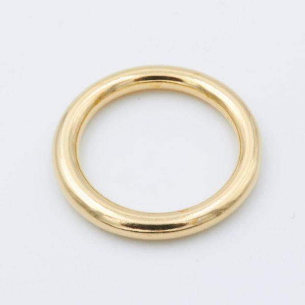 O-Ring Messing, gegossen
