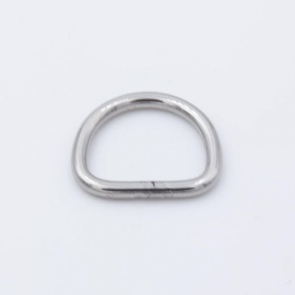 D-Ring Edelstahl