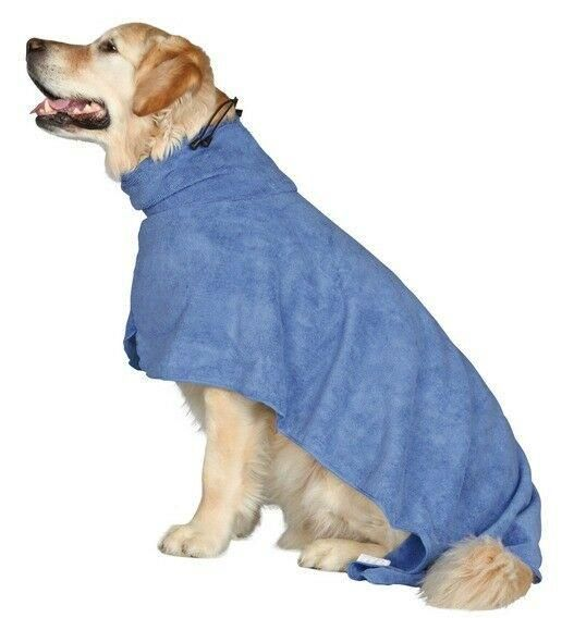TRIXIE Bademantel für Hunde