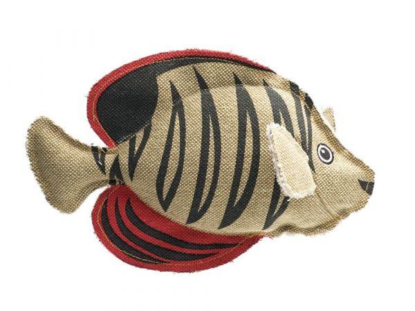 HUNTER Hundespielzeug Canvas Engelfisch